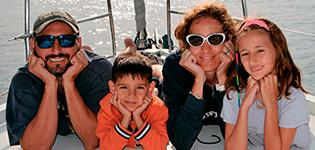 Vacaciones en familia o amigos en Velero: una travesía con los tuyos